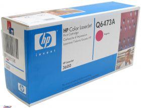 HP Q6473A Картридж оригинальный Magenta (4000стр.)