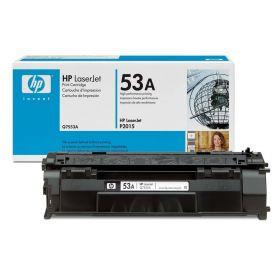 HP Q7553A Картридж Оригинальный  Black (3000 стр.)