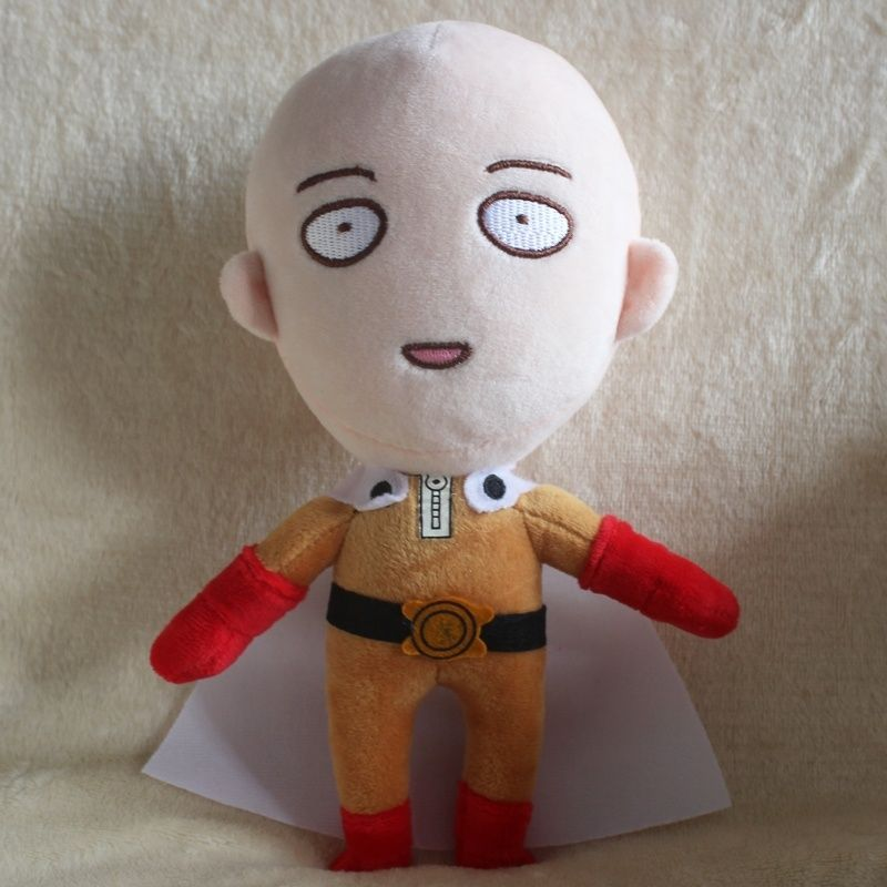 Плюшевая игрушка One Punch Man