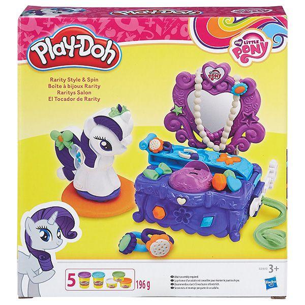 Туалетный столик Рарити Play-Doh Hasbro