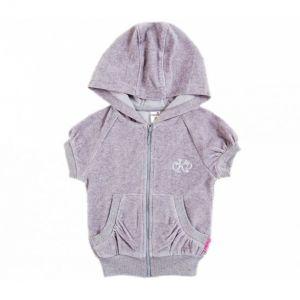 детские куртки Crockid для девочек из велюра