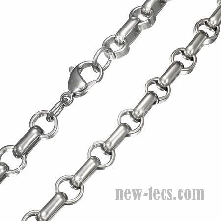 Оригинальная цепь из ювелирной стали
