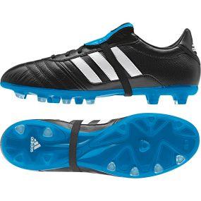 Бутсы adidas Gloro FG чёрно-синие