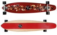 MIKE JUCKER HAWAII FLOWER KAPUA 46'' x 9,5'' лонгборд круизер