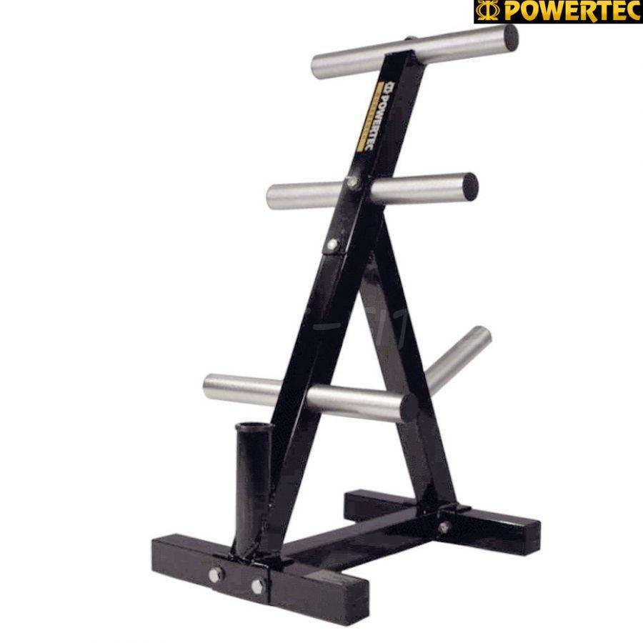Стойка для весов Powertec Weight Rack