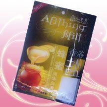 """Соль для тела SPA """"Медовое удовольствие""""MENG KOU,85 гр"""