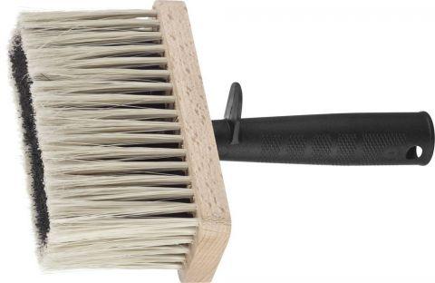 """Макловица ЗУБР """"ЭКСПЕРТ"""" МАКСИ, искусственная щетина, деревянный корпус, 52x140мм"""