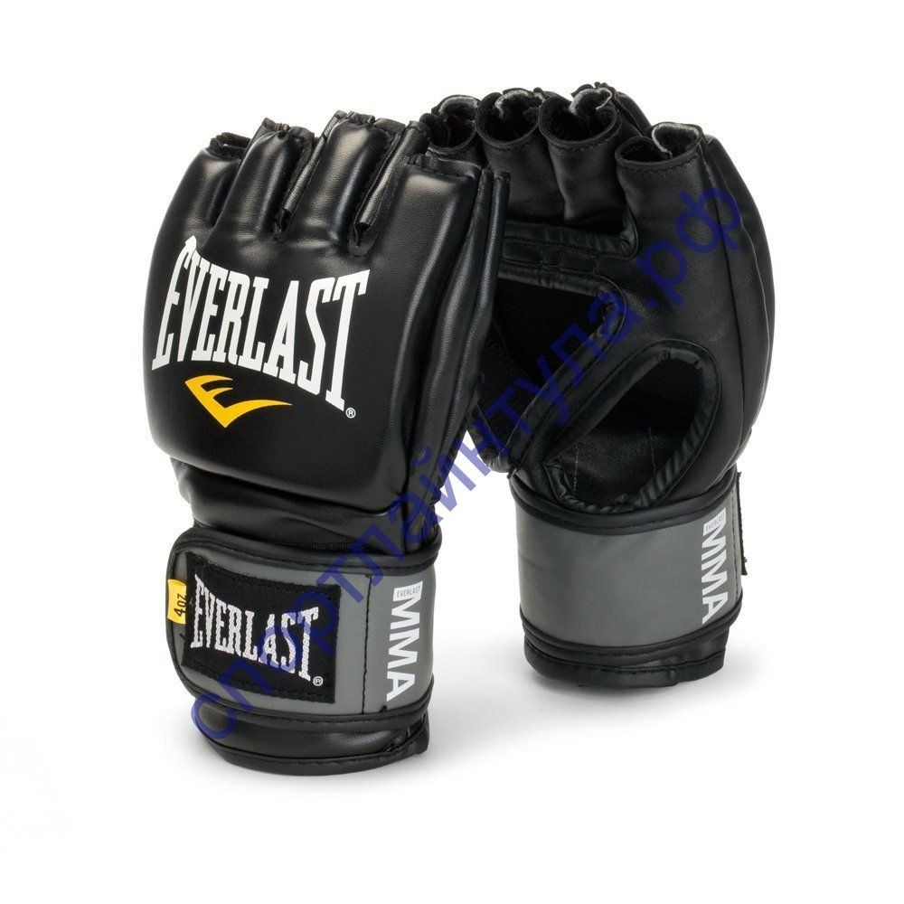 Перчатки MMA Everlast Pro Style Grappling 4 oz