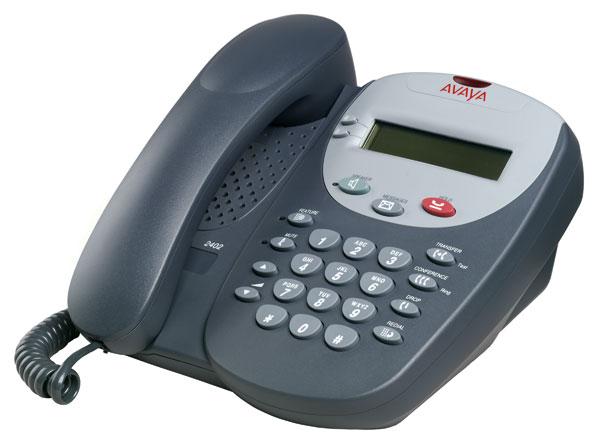 Avaya 2402D цифровой телефон (700381973)