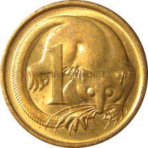 Австралия 1 цент 1982 г.