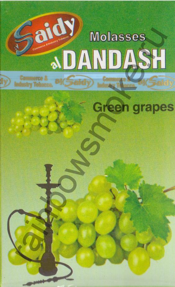 Dandash Saidy 50 гр - Green Grapes (Зелёный Виноград)