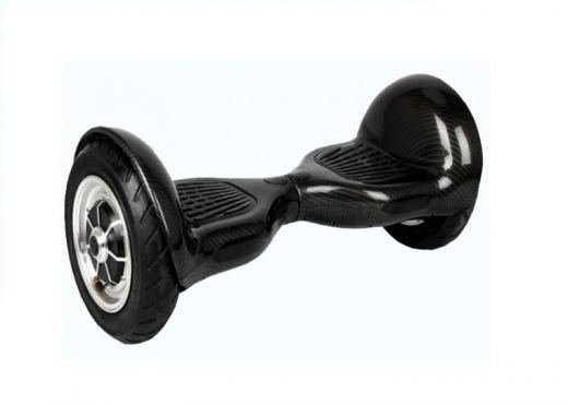 Гироскутер Smart Balance SUV 10 Самобаланс Черный Карбон