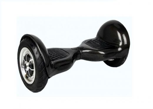 Гироскутер Smart Balance SUV 10 черный карбон