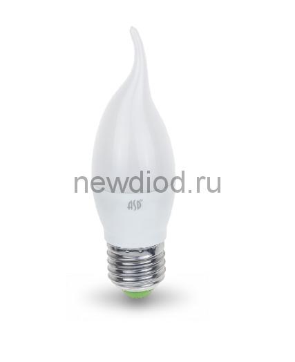 Лампа светодиодная LED-СВЕЧА НА ВЕТРУ-standard 3.5Вт 160-260В Е27 3000К 320Лм ASD