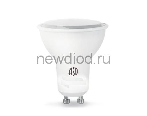 Лампа светодиодная LED-JCDRC-standard 5.5Вт 230В GU10 6500К 495Лм ASD