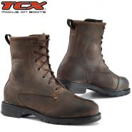 Мотоботы TCX X-Blend Waterproof, Коричневые