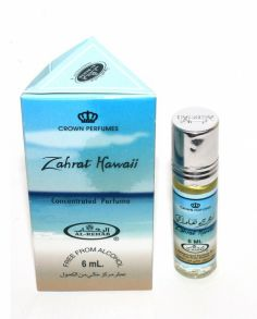 "Арабские духи ""Zahrat Hawaii"" Al Rehab 6ml"