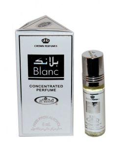 "Арабские духи ""Blanc"" Al Rehab 6ml Unisex"