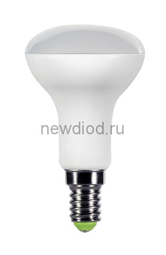 Лампа светодиодная LED-R50-standard 5Вт 160-260В Е14 4000К 450Лм ASD