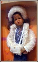 Коллекционная  кукла Бриана Джой - doll Briana Joy Only Hearts Club