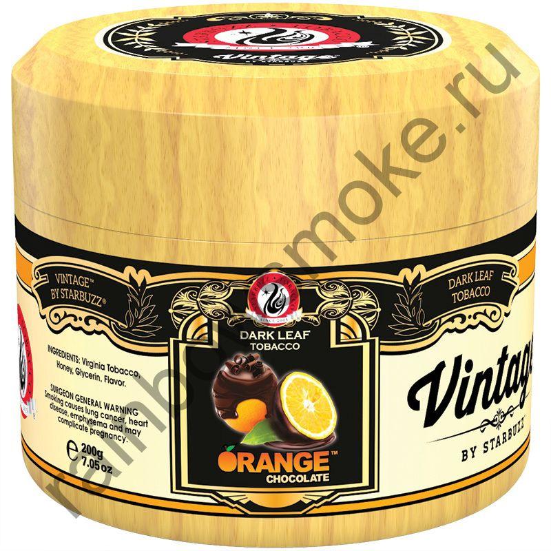 Starbuzz Vintage 200 гр - Orange Chocolate (Апельсин в шоколаде)