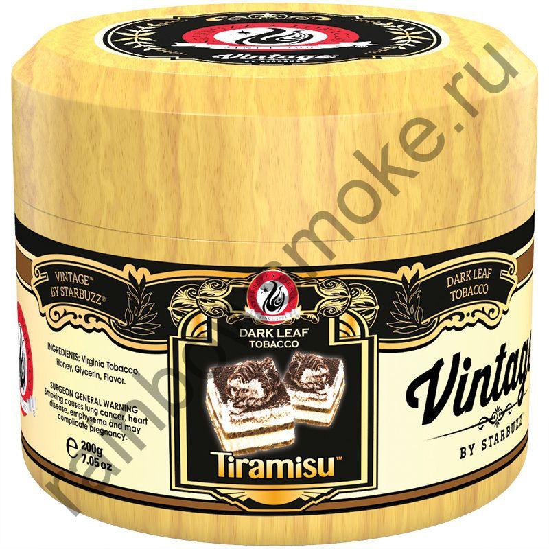 Starbuzz Vintage 200 гр - Tiramisu (Тирамису)
