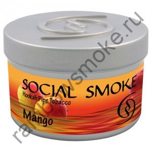 Social Smoke 250 гр - Mango (Манго)