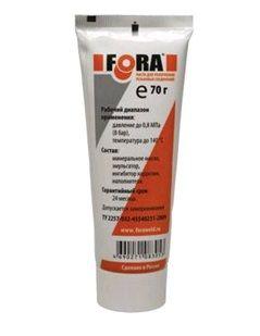 Паста для уплотнения резьбовых соединений FORA 70 гр