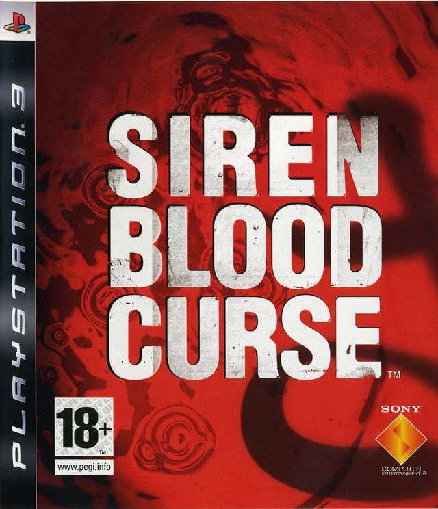 Игра Siren Blood Curse (PS3)