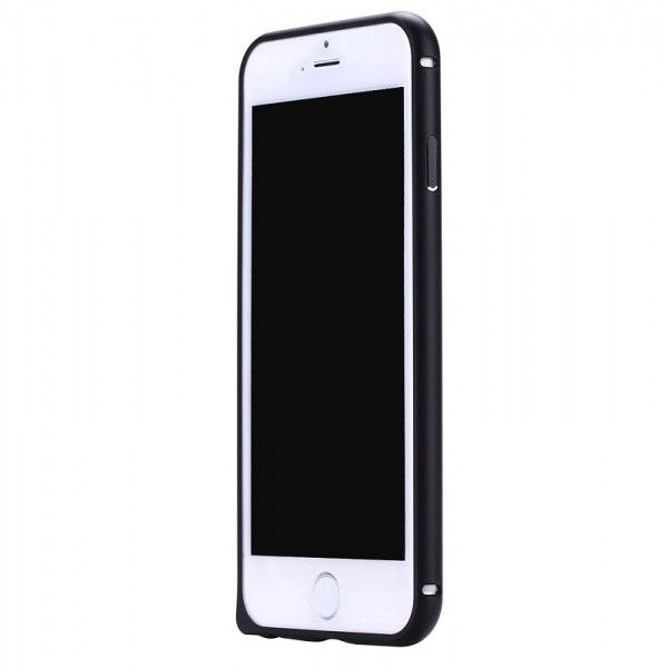 Алюминиевый бампер на iphone 6/6s (black)