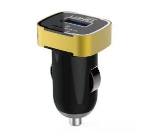 Автомобильное зарядное устройство Ldnio DL-211 USB (2,1 A) (black)