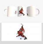Кружка с хоккейной символикой (Арт. К-2)