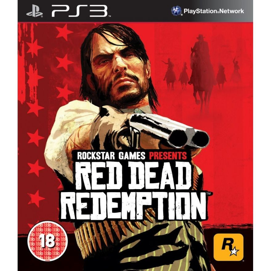 Игра Red Dead Redemption (PS3)