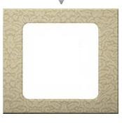 Рамка Legrand Celiane 2х5 модулей текстиль орнамент(арт.69417)