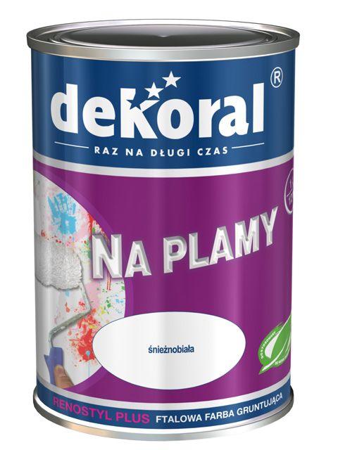 Краска грунтовочная Dekoral Renostyl Plus