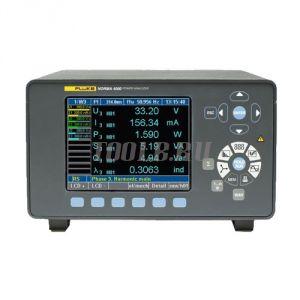 Fluke Norma 4000 - анализатор электроснабжения
