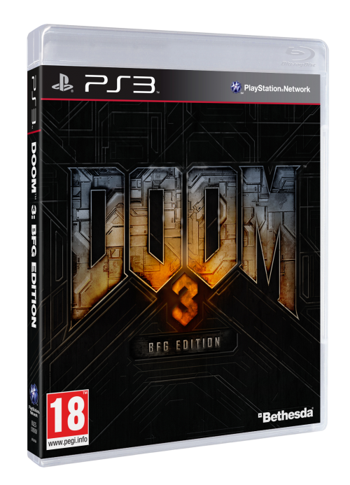 Игра Doom 3 : BFG Edition (PS3)
