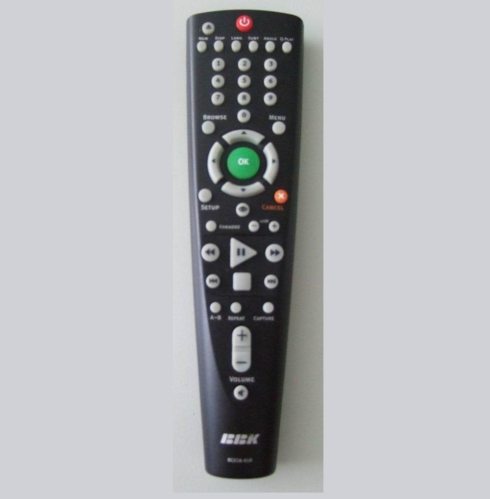 BBK RC026-07R (DVD player)