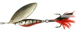 Блесна Kosadaka Quant №2 9гр / цвет SB-Silver