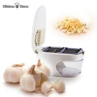 Измельчитель чеснока 3 в 1 Shaper Image Garlic Press