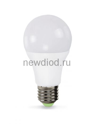Лампа светодиодная LED-A60-standard 7Вт 160-260В Е27 4000К 630Лм ASD