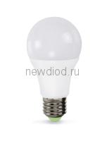 Лампа светодиодная LED-A60-standard 11Вт 160-260В Е27 4000К 990Лм ASD