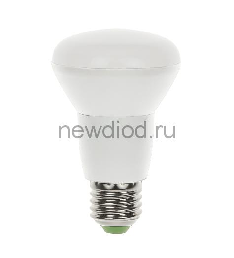 Лампа светодиодная LED-R63-standard 5Вт 160-260В Е27 4000К 450Лм ASD