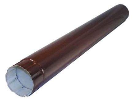 Труба водосточная соединительная Grand Line® , Ø 90 мм, L 1м