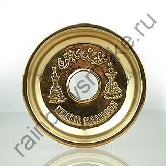 Блюдце Khalil Mamoon (золото)
