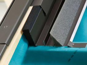 Изоляционные оклады для окон Fakro Thermo c дополнительной теплоизоляцией