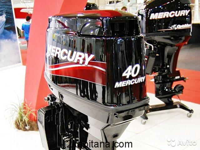 Лодочный мотор Mercury ME 40EO (TMC)