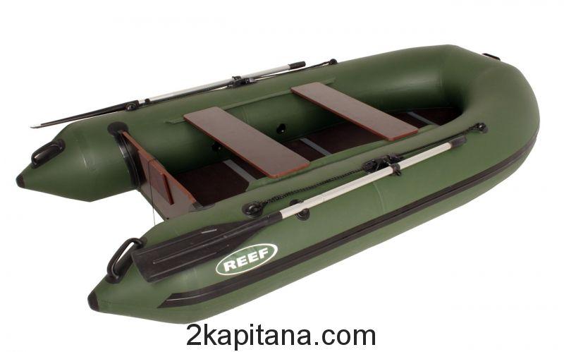 Лодка надувная REEF 290K