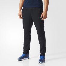 Брюки adidas Essentials The Pants Brushed чёрные
