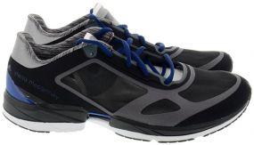 Женские кроссовки adidas Dorifera Feather чёрные